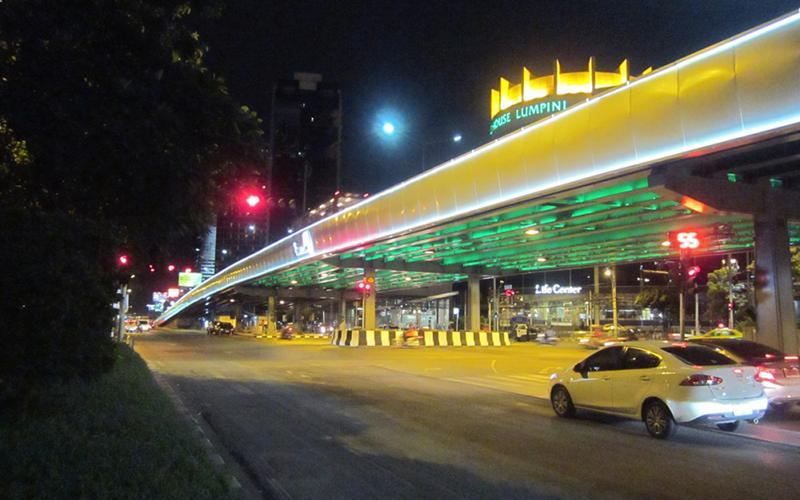 Bangkok Center Viaduct, Thailand